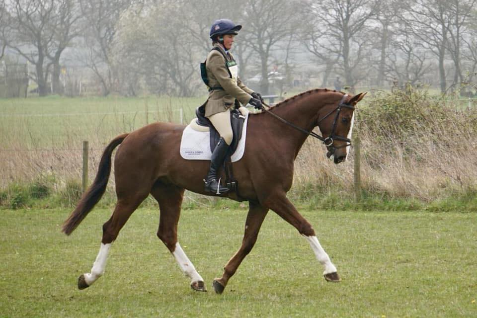 S.M. CORTEAUX (Cooley Lancer) wins 2 times in England!
